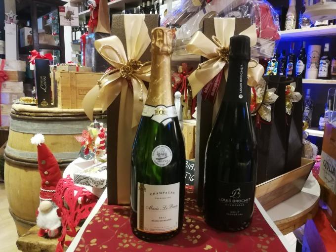Champagne Louis Brochet & Marie Le Brun